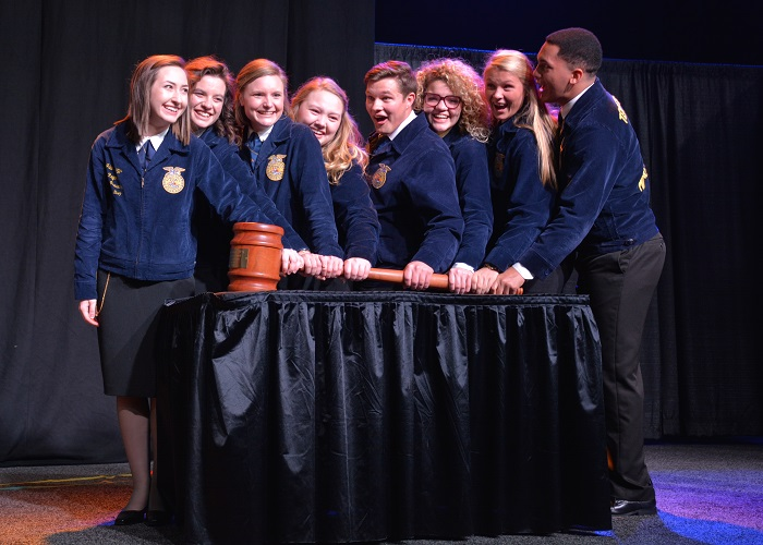 2017 to 2018 State Officers