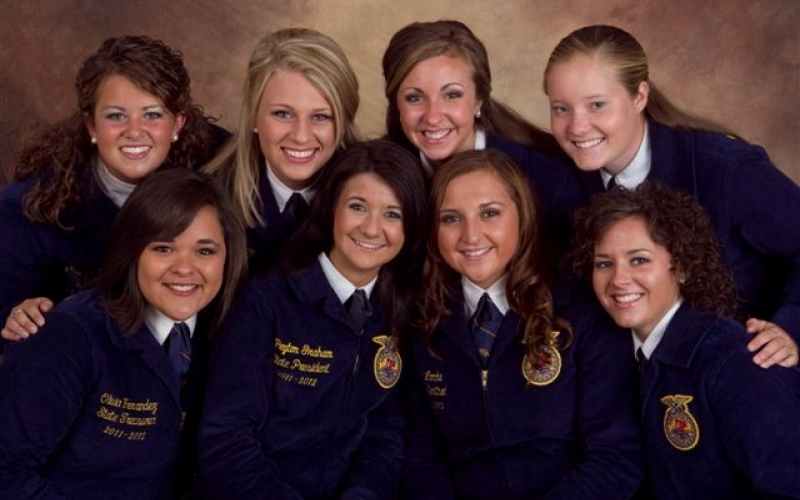 2011 to 2012 State Officers