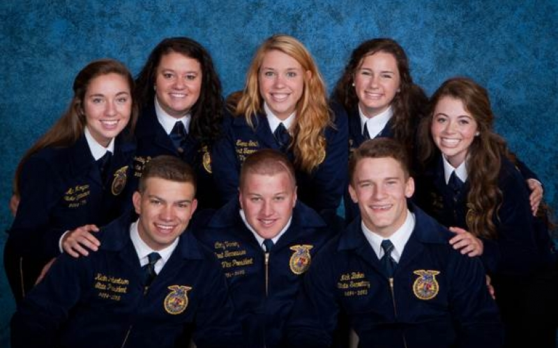 2014 to 2015 State Officers