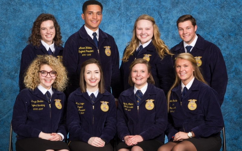2017 State Officers