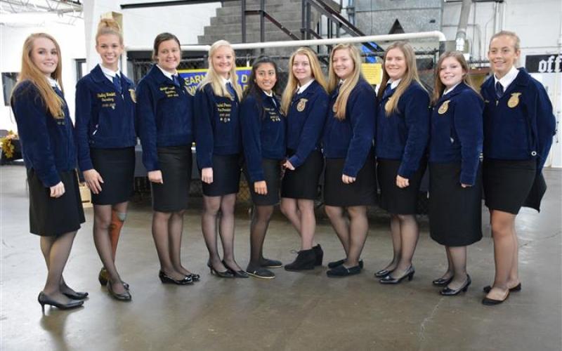 2017 Tennessee State Fair FFA Ham Breakfast & Sponsoring Committee Meeting