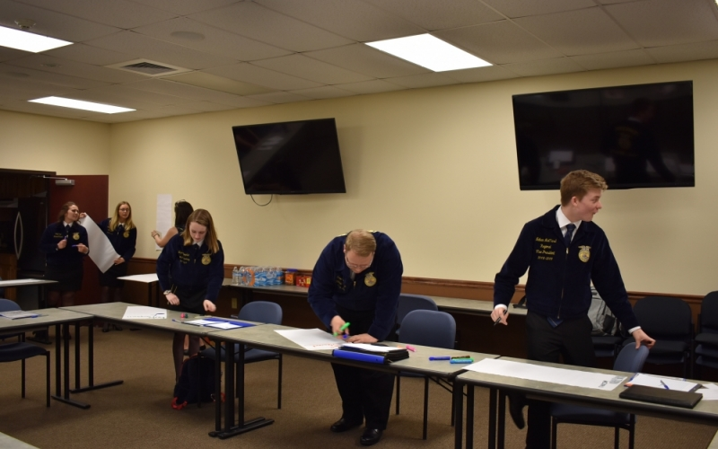 2019 State Officer Foundation Training