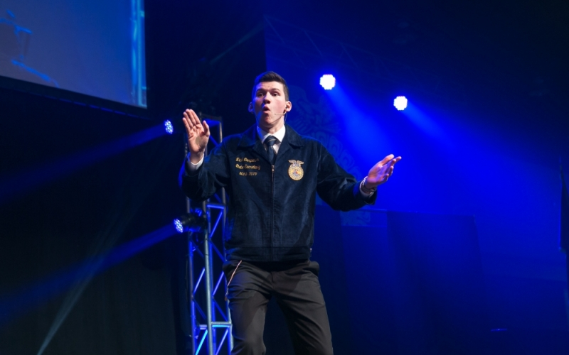 2019 State Convention--Stage Pics 5