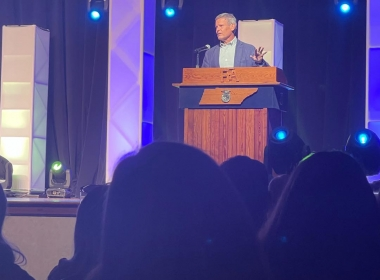 Governor Bill Lee Attends Tennessee FFA State Convention