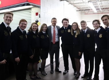 Tennessee FFA Ham Breakfast Finds New Home in Wilson County