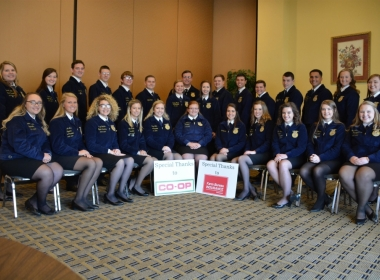 2017 State Officer Candidates