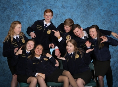 2018 STATE OFFICERS