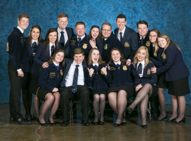 2019 State Officer Team