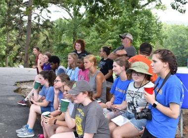 Tennessee FFA Leadership Training Camp