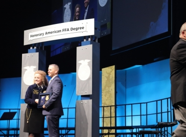 Honorary American Degree Session - National Convention 2018