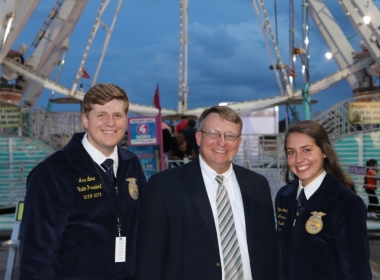 State Fair Opening Ceremony
