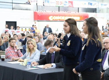 2018 TNFFA/TSF Ham Breakfast and Forum
