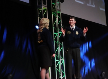 State Convention--Stage Candids