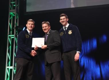 2019 TNFFA Scholarship Winners